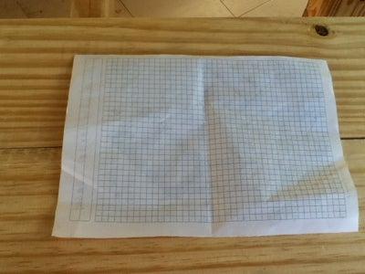 Plain Sheet of Paper.