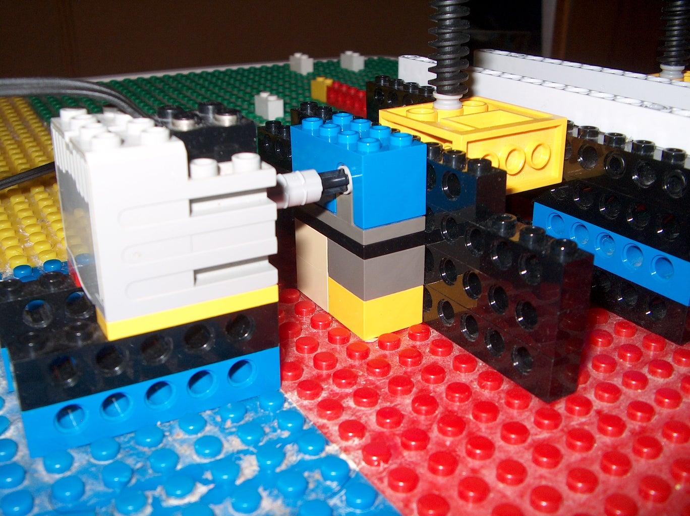 Build the Z Actuation Module