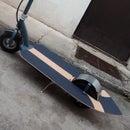 Longboard Style Razor E300