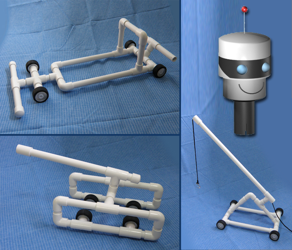 PVC Pipe Multi Toy - Absolutely Simple