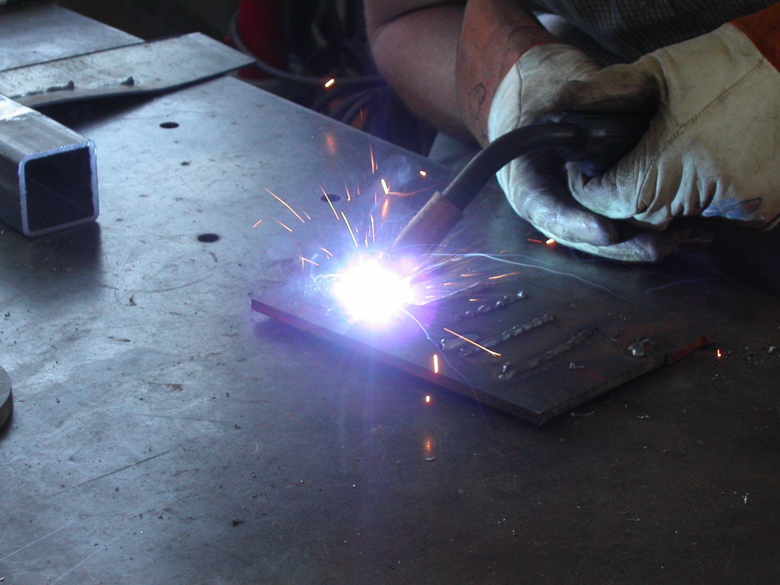 How to Weld - MIG Welding