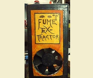 How to Make a Solder Fume Extractor