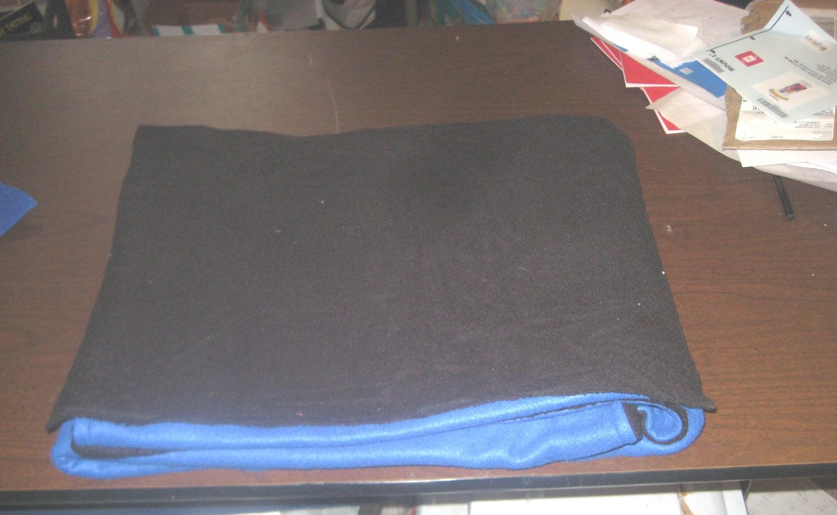 Make Pillow Pocket