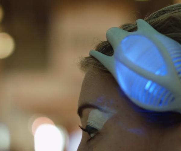 NeuroSky MindWave Mobile Teardown + Customized EEG Headpiece