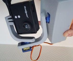 Arduino Gimbal With Micro Servos