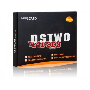 How To Use Super Card DStwo Fladhcart For 3DS V5.1.0-11