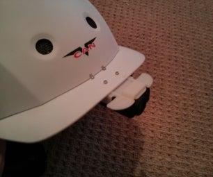 Mobius Action Cam Helmet Mount