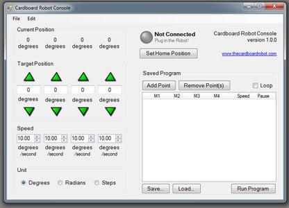 Motor Control Software