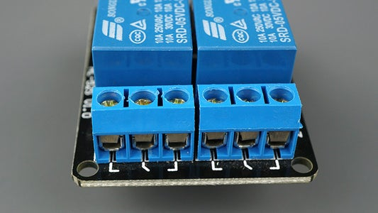 Mains Voltage Connections