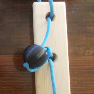 Ball and String Puzzle