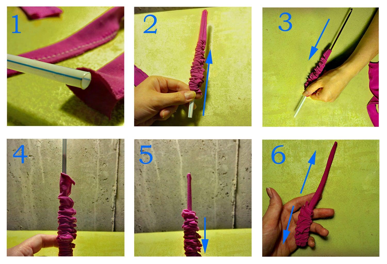 Sew & Prepare Straps