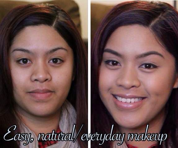Easy, Natural/everyday Makeup Pictorial