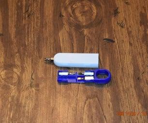 带Tinkercad的3D可打印螺丝刀