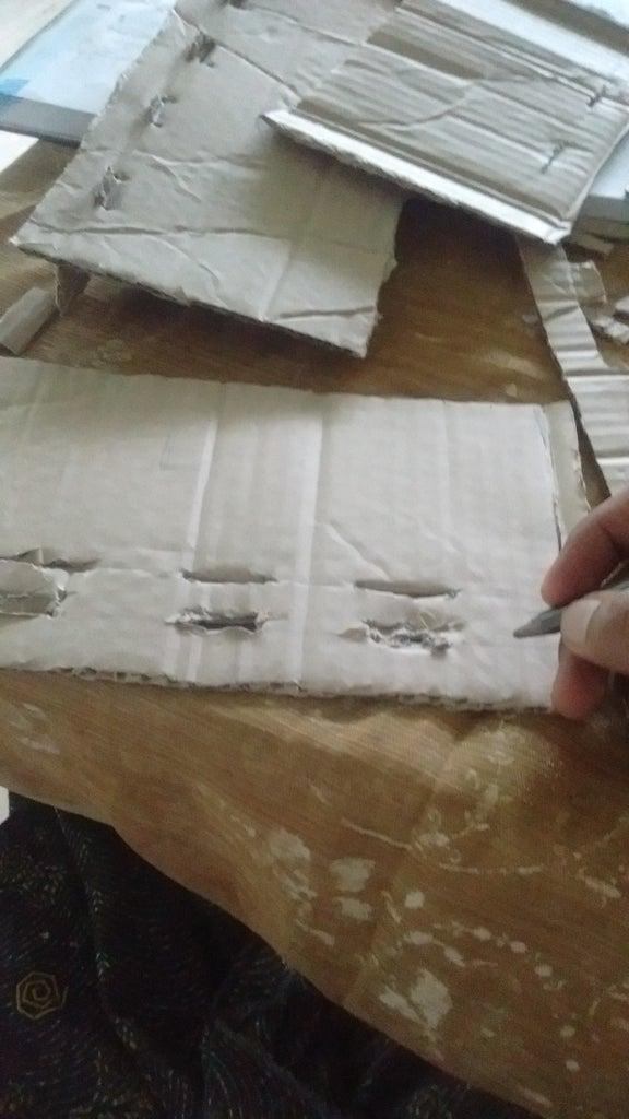 Making the Inner Box