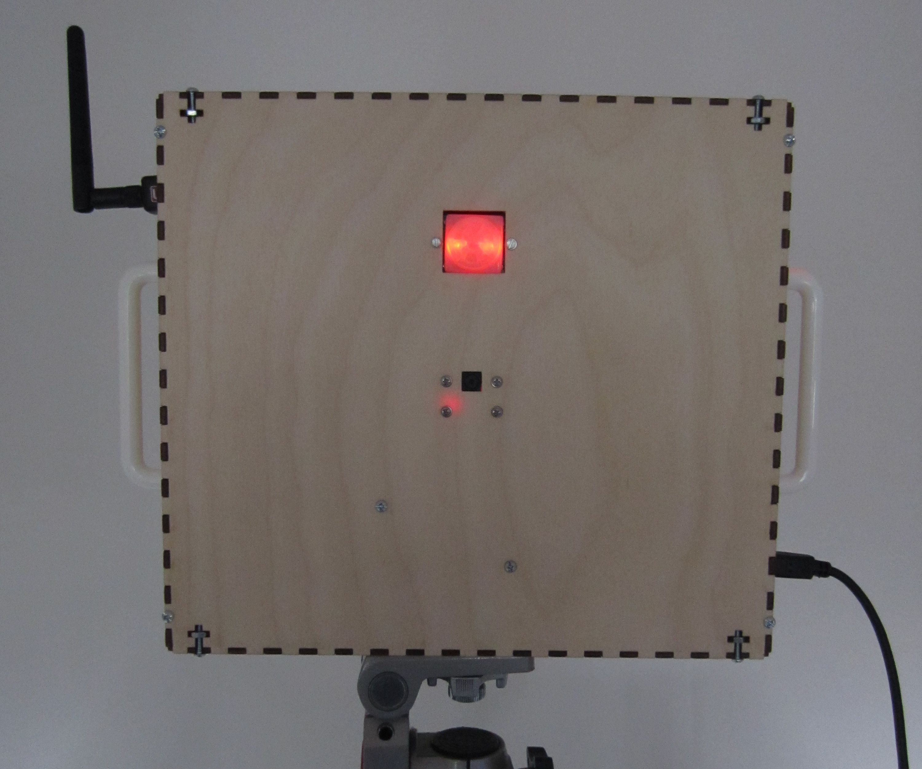 Raspberry Pi Motion Sensitive Camera