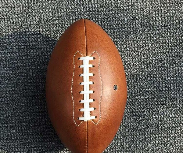 Leather American Football