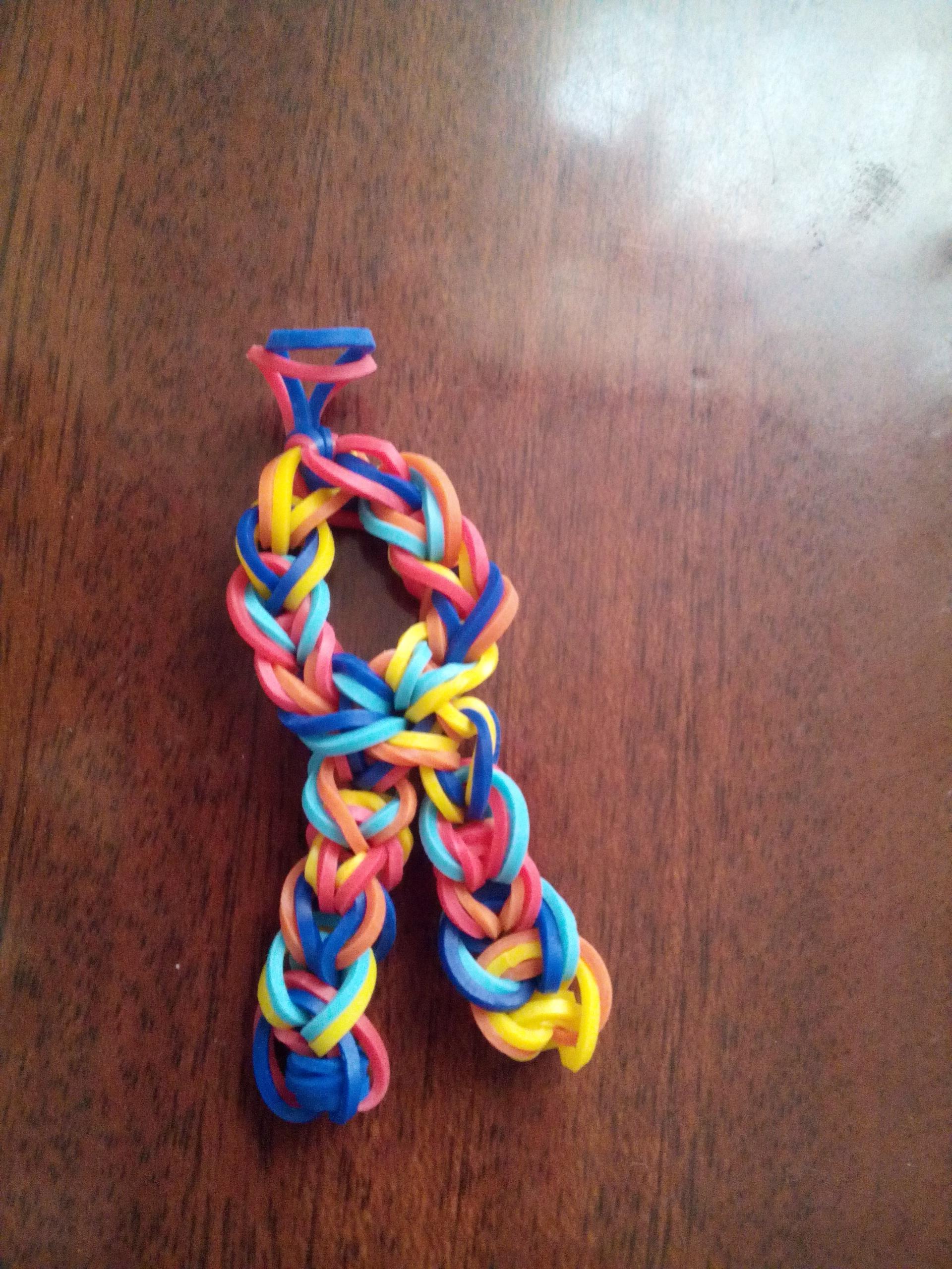 """loom band """"ribbon"""""""