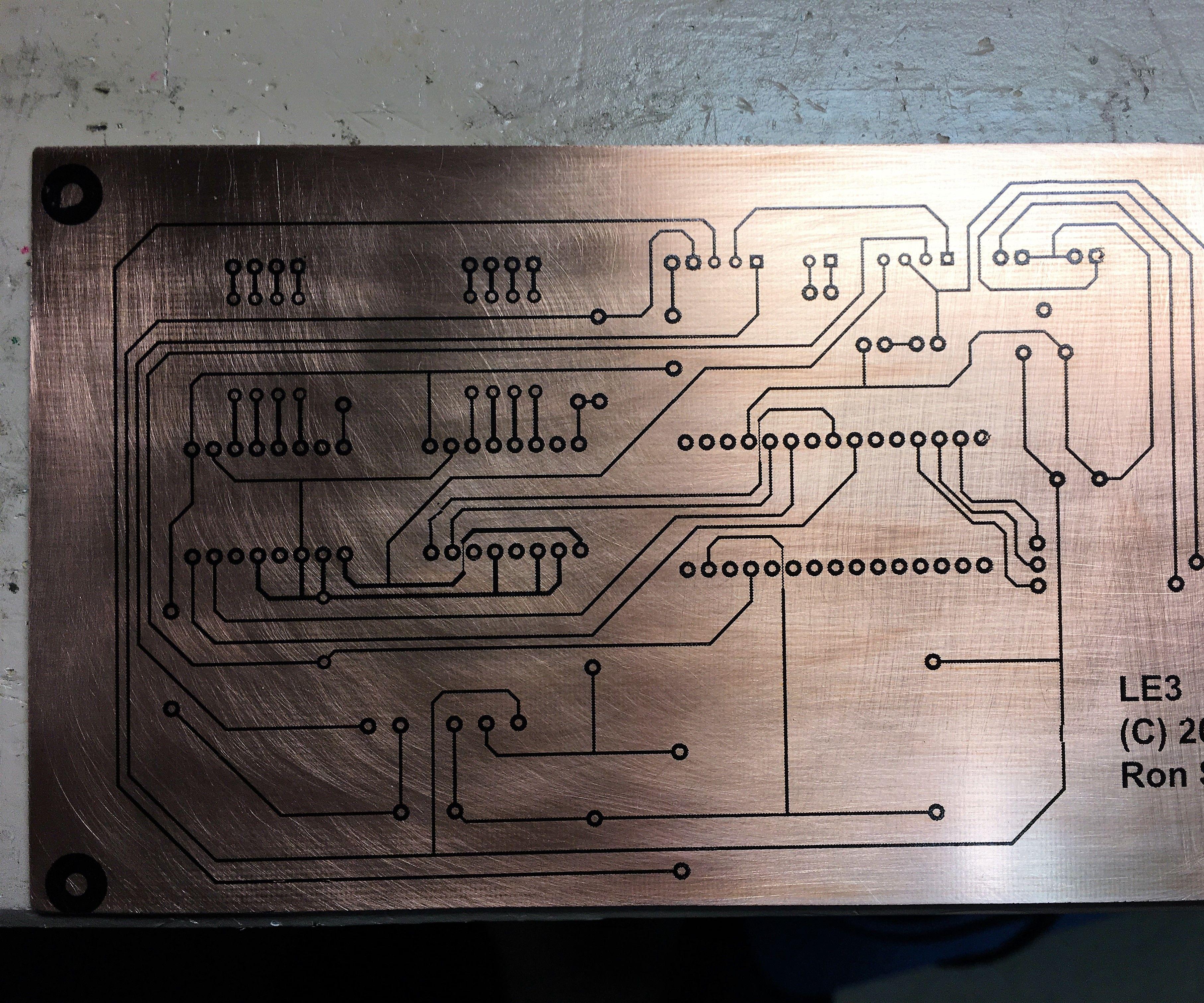 Simple PCB Transfer