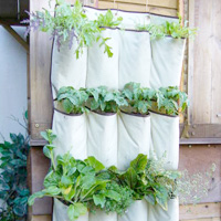 Vertical Vegetable Planter