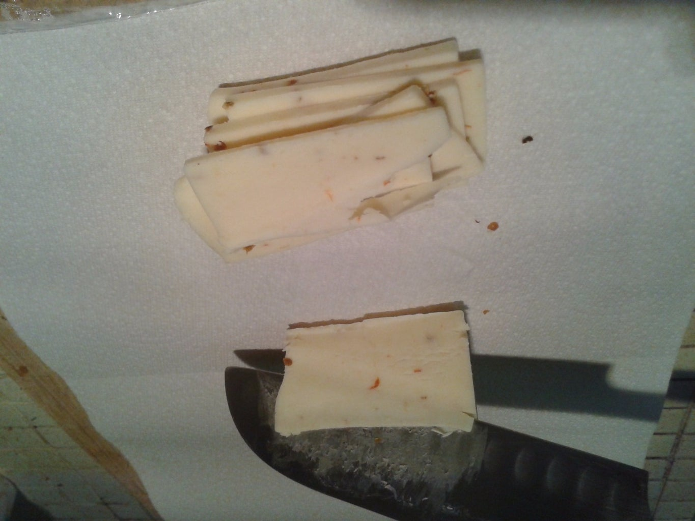 Prep Your Cheese and Start the Stove