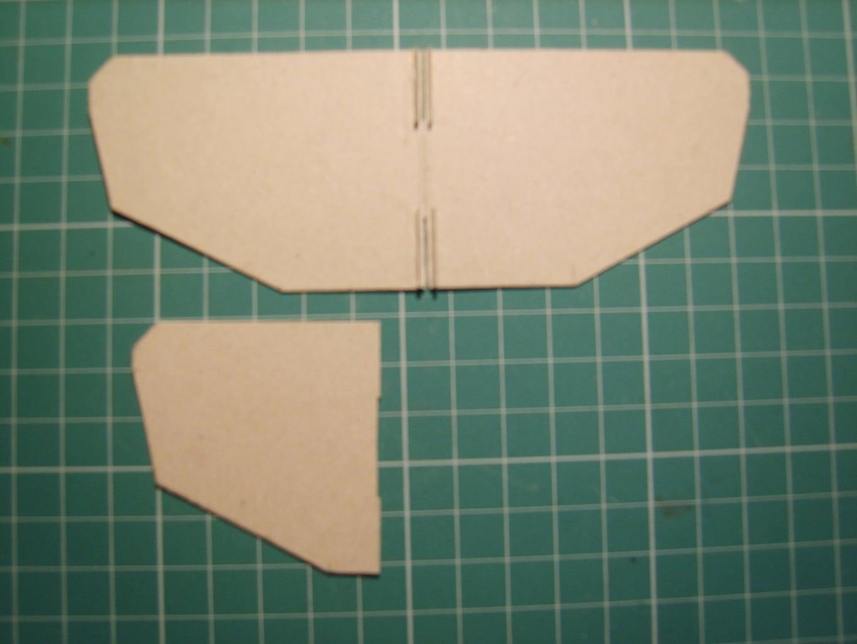Fuselage & Stabilizers