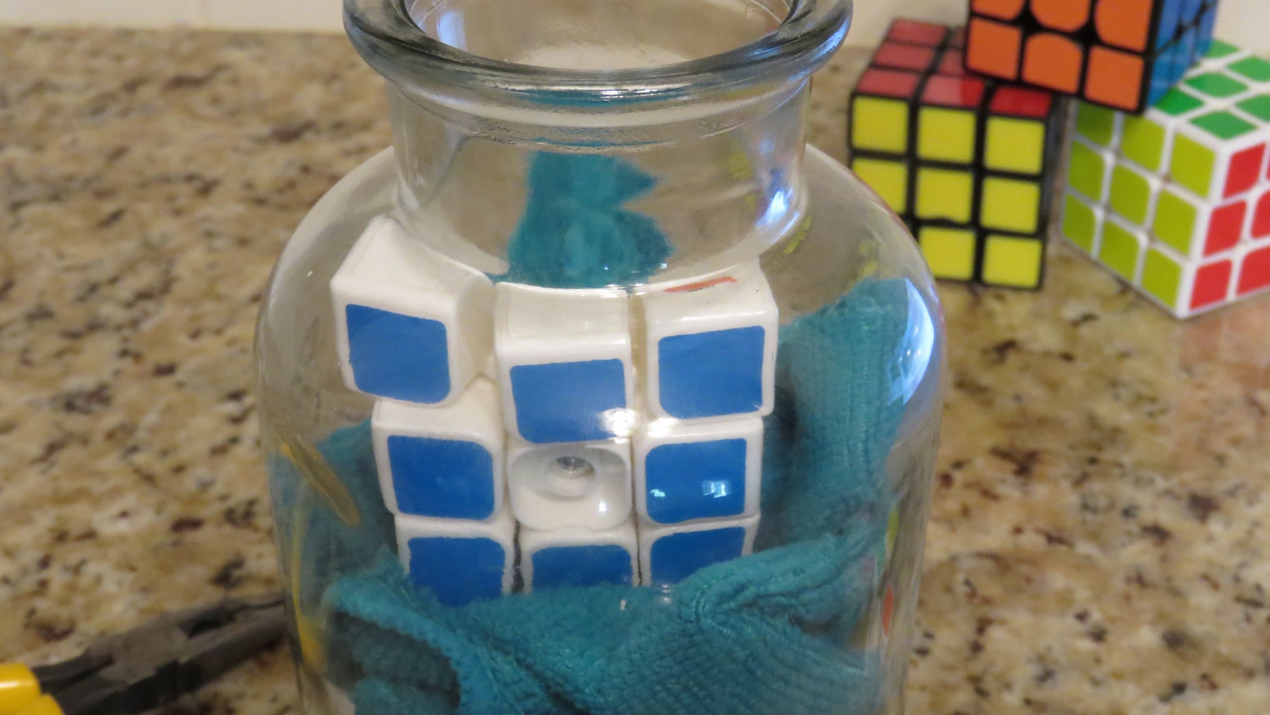 Building You Cube!
