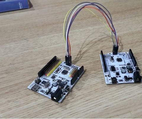 Arduino Burn Bootloader Into Other Arduino