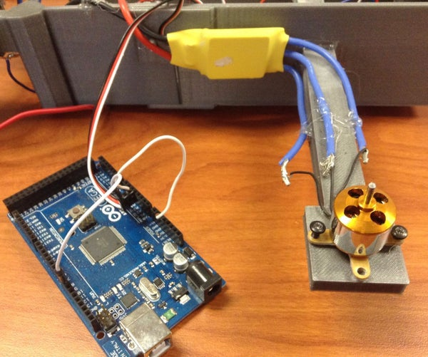 How to Run a Brushless Motor ESC With Arduino