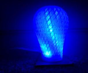 全3D打印智能手机控制情绪灯