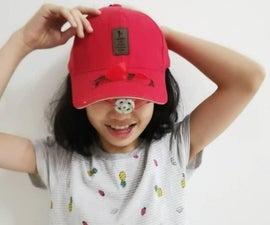 Summer Fan Cooling Baseball Cap