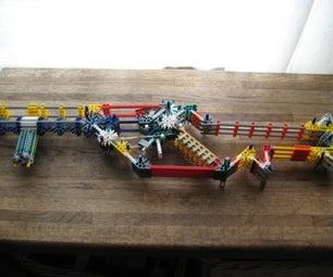 Stock for Bunduk's Semi-auto Rbg Pistol