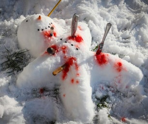 Sick of Snow?  I Have a Solution!