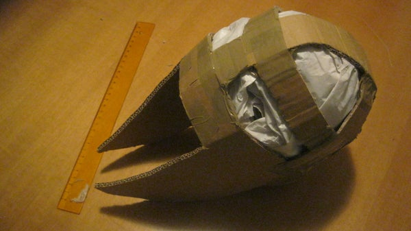 How to Make Ancient Helmet ( + Video)