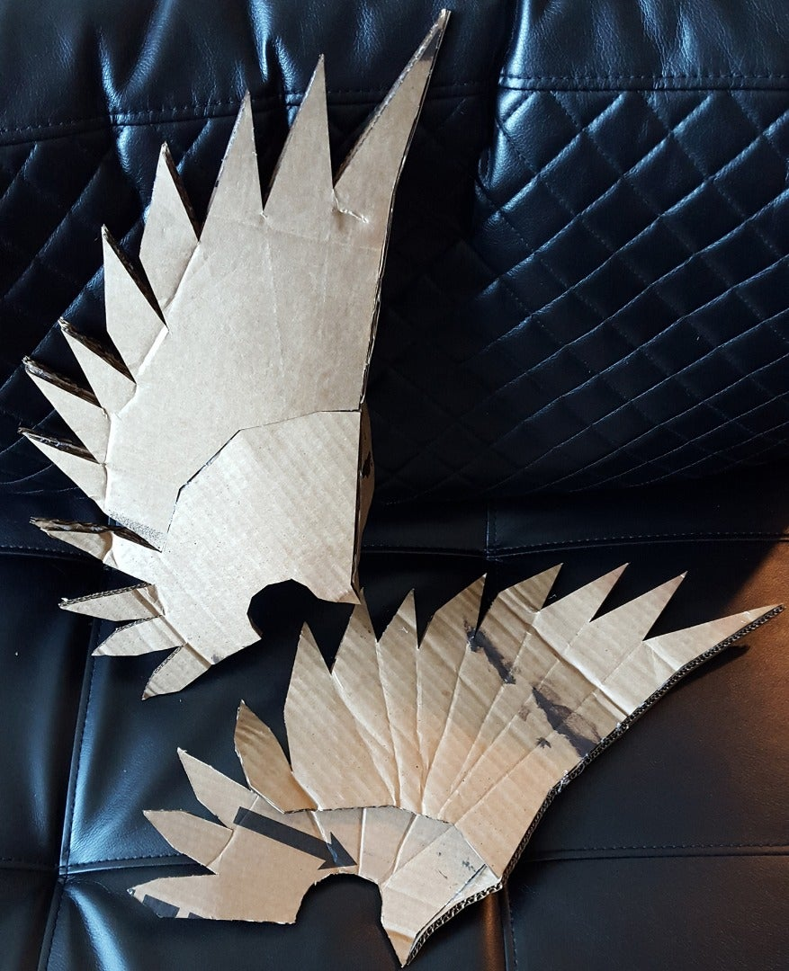 Assemble the Wings