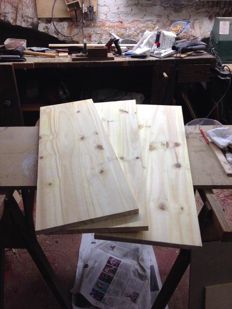 Buying Wood