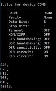 Send the Time From PC to Arduino