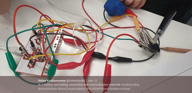 2. Explore Circuits & Conductive Materials