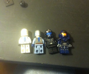 Lego Dead Space