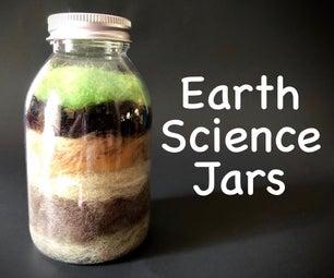 地球科学罐