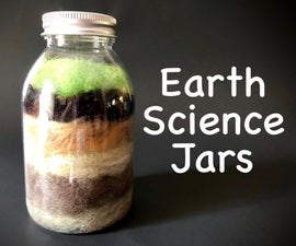 Earth Science Jars