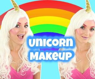 Unicorn Halloween Makeup