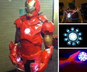 Iron Man Projects