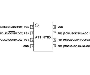 USB Mini Arduino