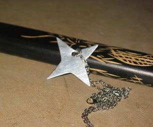 Shaken (aka Ninja Star) Pendant.