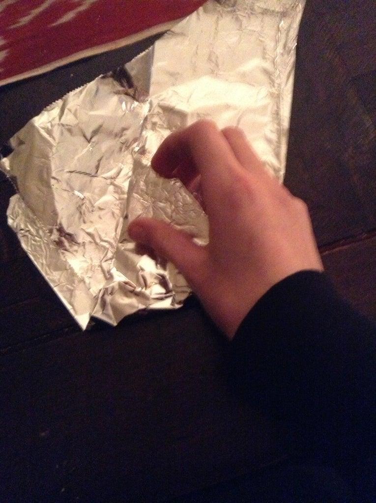 Folding the Sides