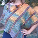 Quick and Beautiful Poncho