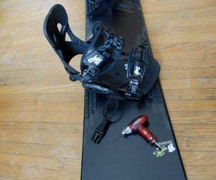 How to Mount Your own Snowboard Bindings