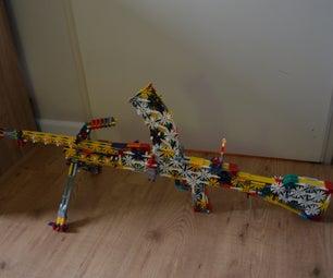 Knex Bren Gun Mk2