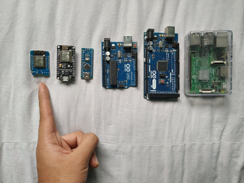 Choosing of Microcontroller
