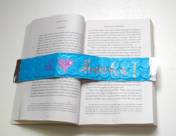 35-cent Book Weight/Bookmark